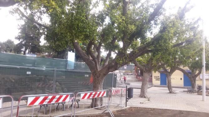 """Lavori piazza Bonadies, Rapisarda: """"Sarà tutto rimesso a nuovo"""""""