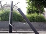 """Parco Fenoglietti, Mirenda: """"Cassonetto a cielo aperto in mano ai vandali"""""""