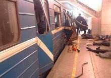 ++ San Pietroburgo: almeno 50 i feriti, anche bambini ++