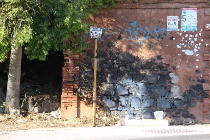 Catania, il viale Benedetto Croce resta un rione pieno di incompiute