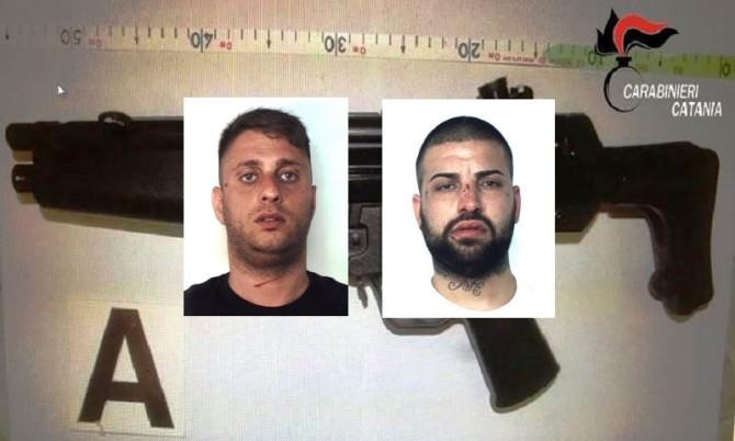 Catania, 162 chili di marijuana in un autoarticolato: quattro arresti