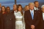G7: le immagini degli invitati alla cena del Presidente Mattarella
