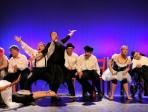 """""""Danza in Pausa"""", lo spettacolo di NeonTeatro che ci rende divini: Ospiti e operatori del Csr abbattono i limiti e diventano attori fra gli attori"""