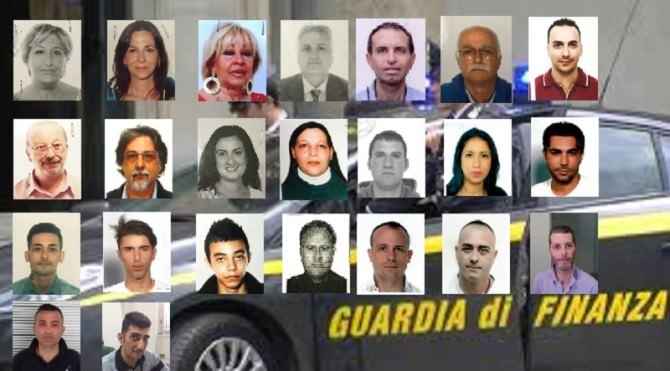 Immagine guardia di finanza arrestati