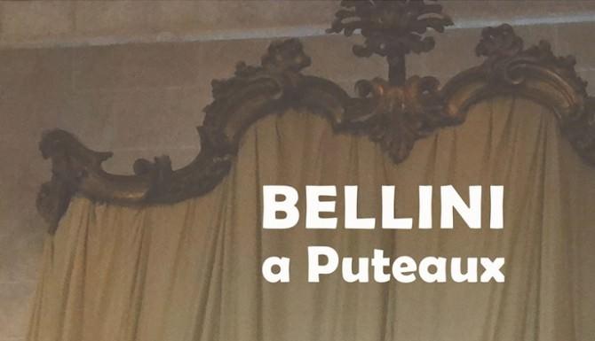 Locandina Bellini a Puteaux