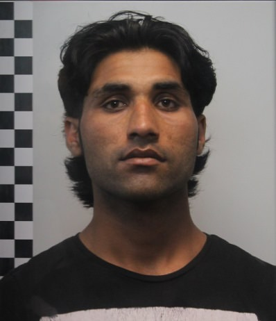 Muhammad Shahbaz, 25 anni