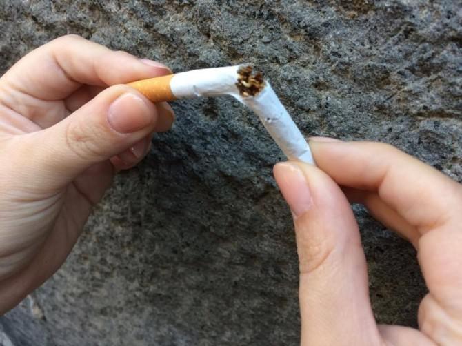Il fumo smesso non ha cambiato niente
