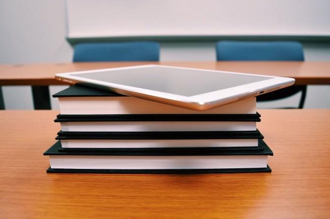 Università tablet tesi