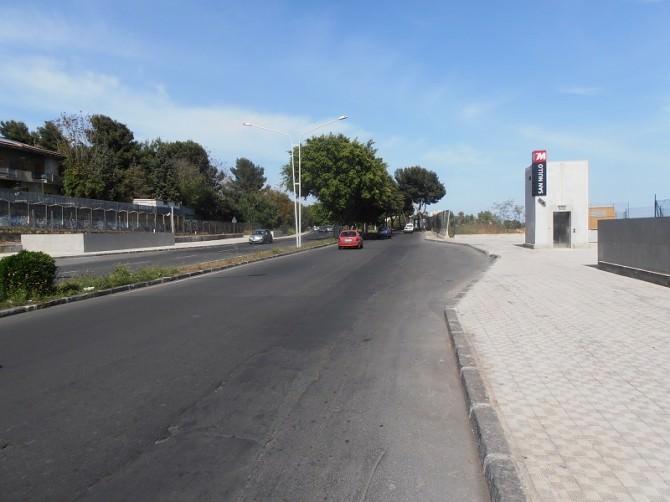 Quartieri San Nullo e Nesima, fermate metro incomplete. Continuano le proteste. LE FOTO
