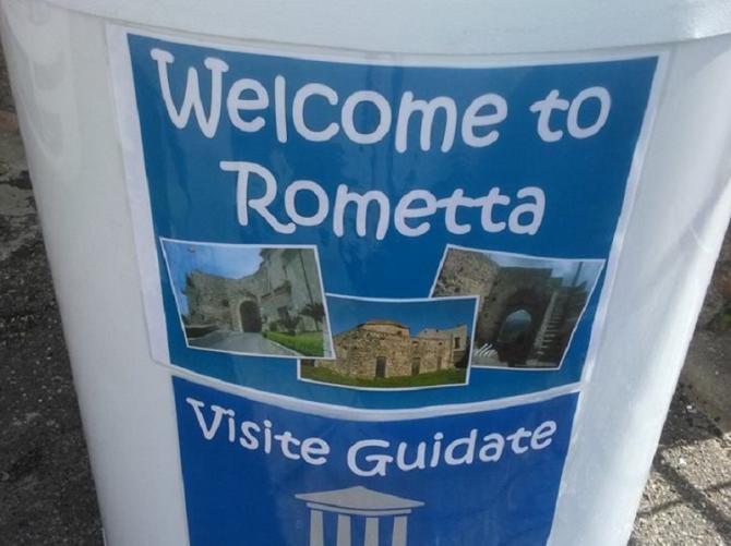 Visite guidate per la Sagra dell'Asparago al borgo di Rometta