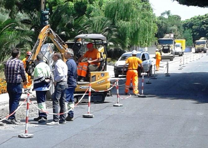 traffico e cantieri sulla circonvallazione (2)