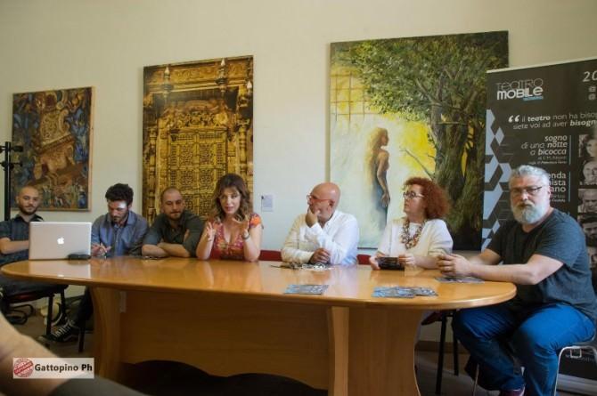 Presentata la seconda stagione di Teatro Mobile di Catania tra sperimentale e tradizionale