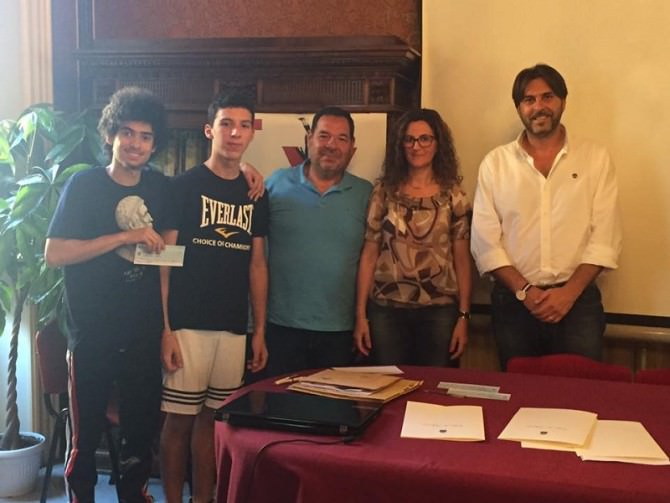 """Premiazione """"Salvatore Di Gregorio"""""""