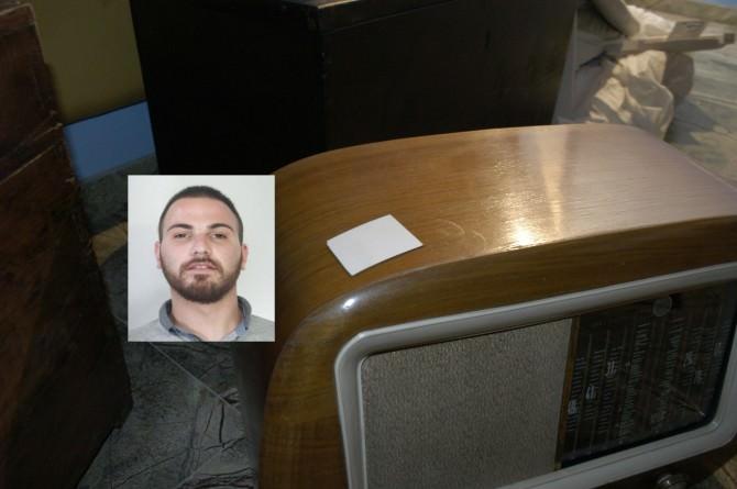Arresto Andrea Alonzo