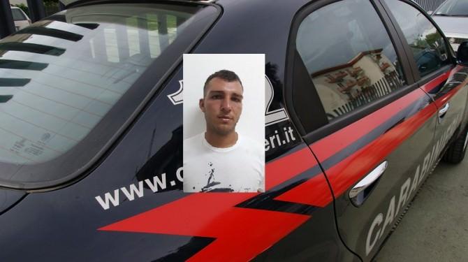 Carabinieri arresto Assenza