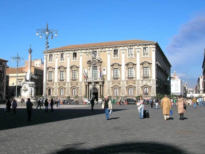 Catania, Palazzo degli Elefanti