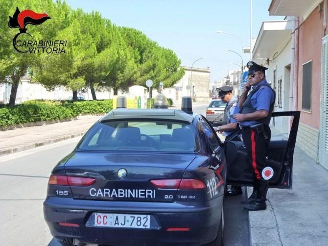 Controlli-Carabinieri-Vittoria (RG)