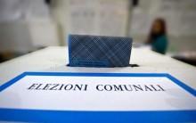 Elezioni comunali voti votare