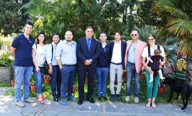 """A Mascalucia grande soddisfazione per """"GuidiAmo il Turismo"""" dei giovani di Confcommercio"""