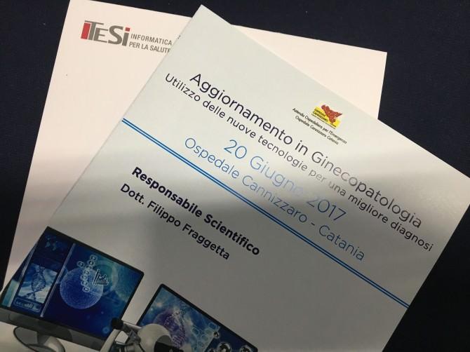 """Al Cannizzaro un """"live"""" dalla sala operatoria: un passo avanti per la tecnologia"""