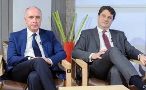 Tonino Cannata e Giovanni Cultrera