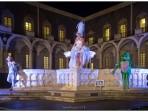 """""""Fonte a Ponente Luna Crescente"""", lo spettacolo itinerante al Benedettini"""