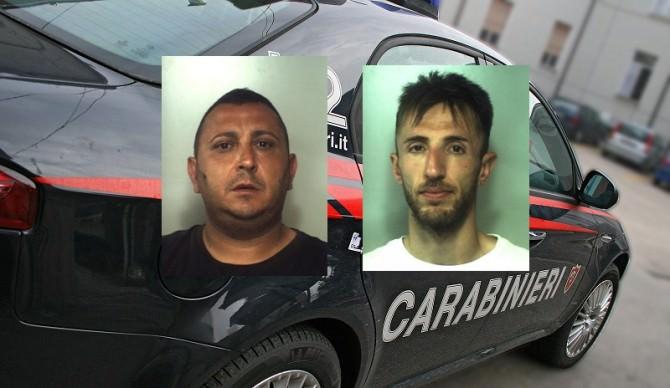 Blitz antidroga Catania