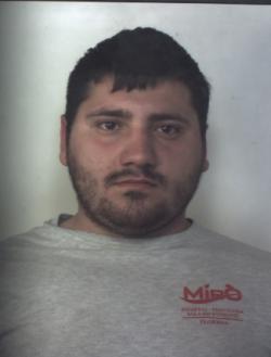 Sebastiano Iacono, 27 anni