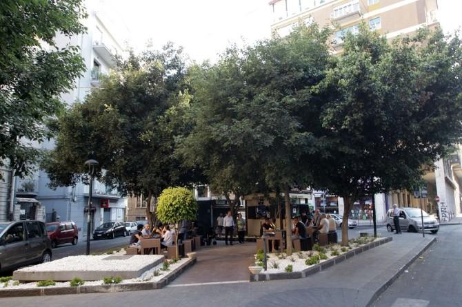 Piazza Corsica riqualificata, ancora lavori al lungomare: l'appello dei consiglieri