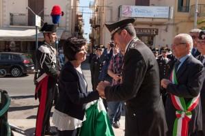 Villabate ricorda i caduti dell'arma, scoperto un monumento in loro onore