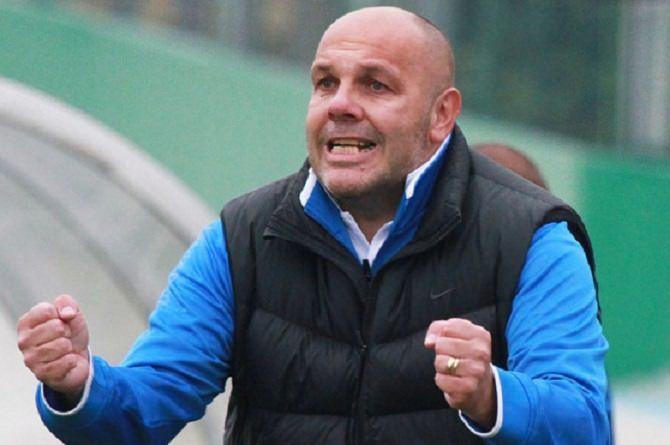 Bruno Tedino, destinato ad essere il prossimo allenatore del Palermo