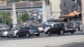 Via Lo Jacono, snodo pericoloso insieme a via Due Obelischi e Largo Catanzaro. Le FOTO