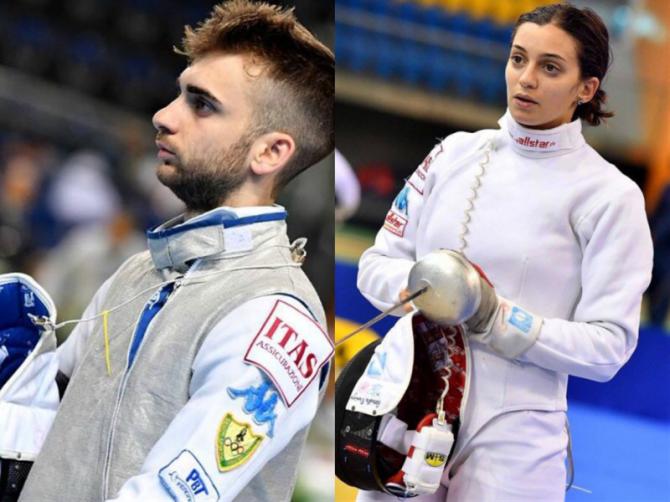 Scherma, Mondiali: oro per Paolo Pizzo, bronzo per Irene Vecchi