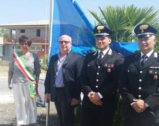 Issata la bandiera Spighe Verdi a San Giacomo