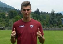 Stefan Bajic, nuovo calciatore del Trapani