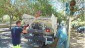 Agrigento pulita per la visita di Mattarella, venditori abusivi non collabborano