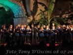"""Si è concluso il V Festival dei cori """"Laetantes in Choro"""" a Scordia"""