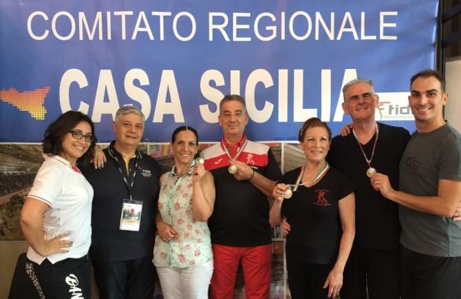 Casa Sicilia incontra i ballerini del RiminiSportDance 2017
