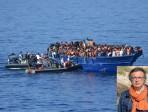 Migranti sbarchi soccorsi Totoò Martello