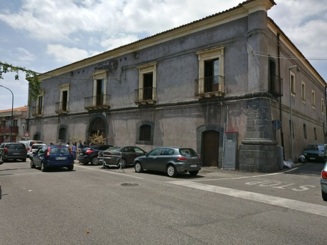 Palazzo Partanna (Viagrande)
