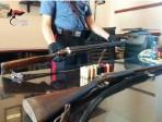 Controlli straordinari contro armi e munizioni: denunciati due allevatori e una pensionata