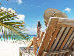 Smartphone in vacanza