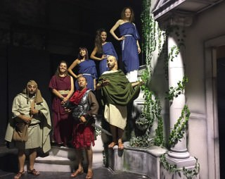 anfitrione in musical
