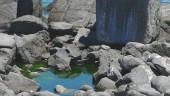 Solarium di Ognina e scogliera di Catania ridotte a pattumiera. LE FOTO