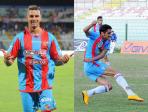 Demiro Pozzebon e Valerio Anastasi