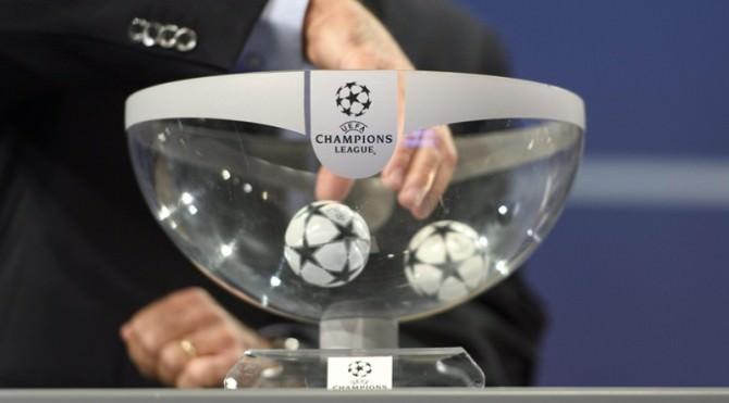 Oggi il sorteggio di Champions League: diretta, streaming e copertura tv