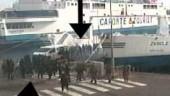 Scontri sugli imbarcaderi sulla nave Zancle: 14 Daspo a tifosi del Catania