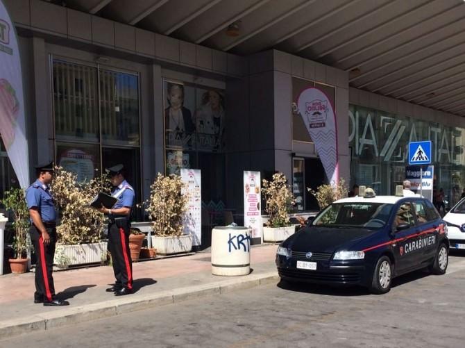 Blitz contro i posteggiatori abusivi a Palermo: sanzionati in 10