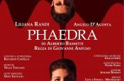 "Arriva a Catania la tournée estiva di ""Phaedra"": ecco le date"