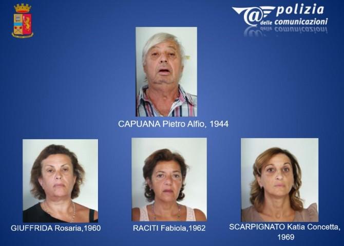 Abusi su minori a Catania: